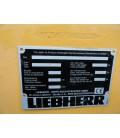 Ładowarka kołowa marki LIEBHERR L576 2plus2 Bj 2008'