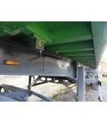 Naczepa aluminiowa wywrotka 3-osiowa marki Schmitz Cargobull GOTHA Typ SGF*S3 SKI 24 SL 10.5