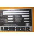 Ładowarka kołowa marki LIEBHERR L576 New Generation