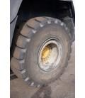 Ładowarka kołowa marki LIEBHERR L576 2plus2