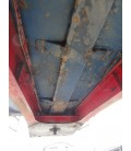 Naczepa siodłowa stalowa wywrotka z otwartą skrzynią marki SCHMITZ GOTHA
